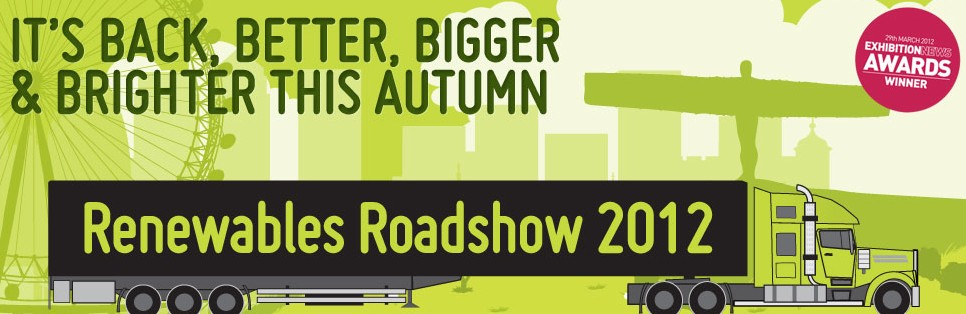 RenewablesRoadshowBanner e1343305465443 Renewable Energies return to the Road!